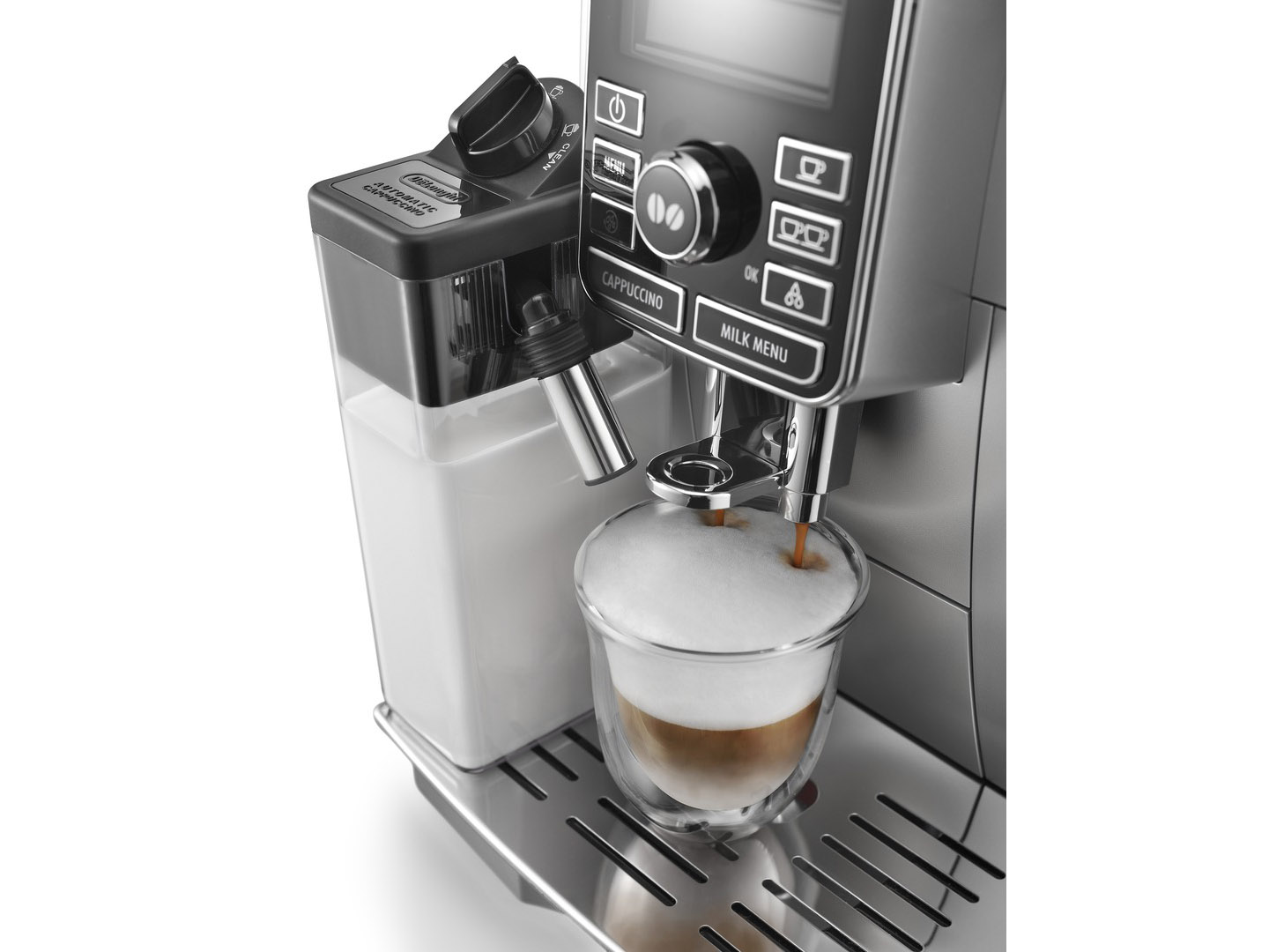 machine expresso delonghi magnifico cappcuccino ecam distribution caf express. Black Bedroom Furniture Sets. Home Design Ideas